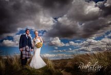 Dornoch Cathedral wedding photography