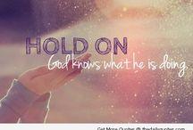 Bemoediging God