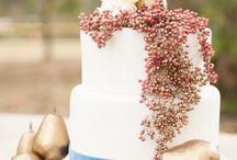 {Autumn Wedding Inspiration}