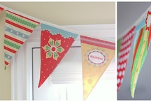 Buntings and Banners