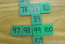 1st Grade Math work Stations / by Nicole Williams