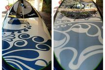 Rhizotomy Paddle Boards / We are the Rhizotomy Dealer in the Tampa Bay Area of Florida. We ship east of the Mississippi and the Gulf Coast of Texas. If we do not have the Rhizotomy board that you want in stock, please contact us and we will special order it for you. 727-466-7994.  / by Yoga Energy Studio