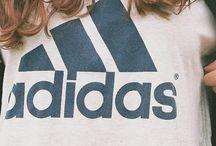 Brand: Adidas / by Pichamon Visessan