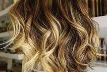 hullámos haj