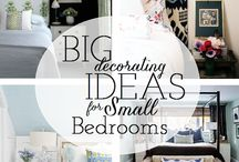 Home ideas- Bedrooms