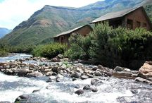 Places to See Snow in Southern Africa