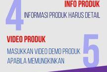 Tips & Tutorial Pemasaran / Kumpulan Tips dan Tutorial terkait strategi penjualan dan pemasaran / Marketing