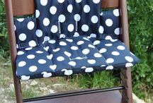 Stokke tripp trapp cushions