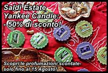 Yankee Candle Offers / Yankee Candle Offerte Estate 2014