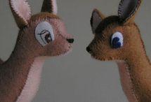 Toys / Bambi