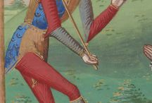 inherently amusing medieval art