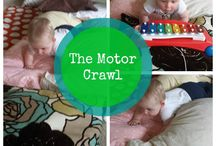 Gross Motor Crawl