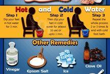 Home remedies, skin, hair, health