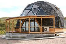 Dome art studio