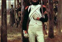 Grenadiers a pied de la Garde Imperiale