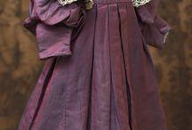 для антикварной куклы