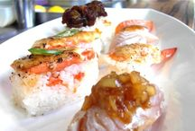 Sushi in Vancouver / The best, most beautiful sushi in Vancouver / by Erin Ireland