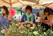 In the Pink CANSA Org Fundraiser / Our  CANSA Organisation fundraiser hosted here at Winehouse was wonderfully fun and a splendour of Spring sunshine, colourful blooms and fine food! Thank you to ALL who joined us! You made a difference!