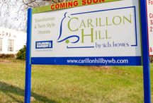 WB - Carillon Hill - Townhomes & Twin Style Homes by WB / New Construction Homes for Sale!  2 & 3 Story Townhouses  with 1 or 2 car garages, twin style homes with 2 car garages, 3 bedrooms, 2-1/2 baths! Homes from 1,600 s.f to 2,000+ s.f. of living space! Located in Sellersville, Buck County, PA!