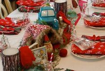 Christmas Party Ideas / Decorating and entertaining for Christmas