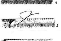 cucito tecniche