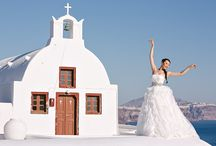 Santorini Greece Pre Wedding Session
