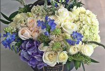 коробки цветы