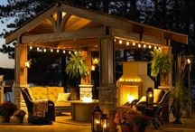 Backyard ideas / by Ashley Jordan