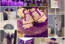 Purple wedding insiration
