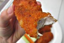 Chicken food
