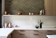 Kitchens We Love / A board of kitchen design from around the world with ideas we love.
