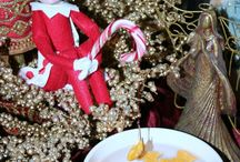 Elf on the shelf / by Jaque Terry