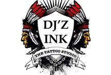 DJ'Z INK TATTOO STUDIO / art been my passion and making something permanent on someone is an amazing art i love to do. Have been playing with colours and creativity since childhood as my father is a Professional Artist have good skills by gods grace. and since tattoos is growing why not grow with it....