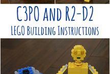 Bygge med Lego