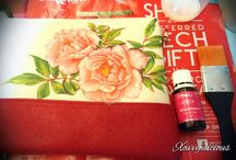 Get crafty with Young Living Essential Oils / How #crafting and #oiling comes together #Young Living #Essential Oils