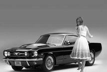 Mustang / Some nice mustang (64-69) shots.