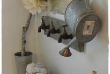 Huis decoratie / Huis spullen