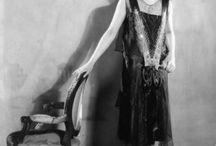 Vintage dresses. Could this be Beppe de Vries?