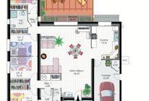 plan de maisons