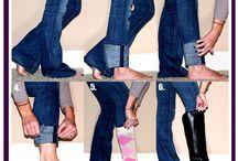 Jeans! Jeans! Jeans! / by iam1NAMILLION