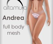 FULL BODY MESH- Altamura