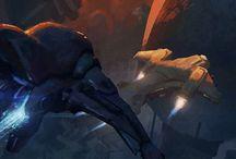 Halo 5 Guardians - concept art