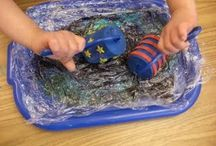 Art and Music Activities / Ideas for easy art or music activities