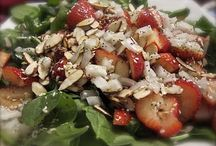 Foods - Salads & Dressings