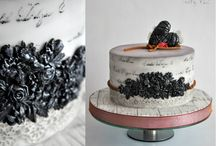 Bas relief cakes