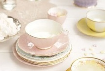 Tea Party / Finding insporation.