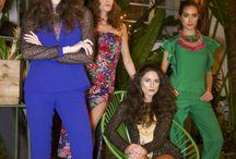 FASHION PRESENTATION / Post Art Basel Fashion Presentation at the Freehand Miami styled by Disfunkshion Magazine