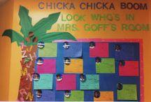 Bulletin Boards & Wall Decor / by Tiana Marshall