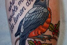 Red Robin Tattoo / Tattoos for red robins