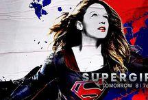 SuperGirl T.v Show